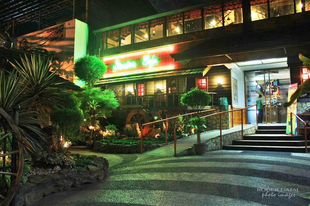 Garden Cafe Tagbilaran City Bohol