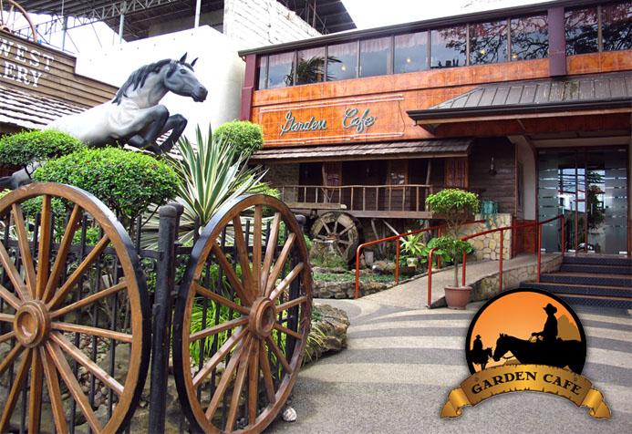 Garden Cafe Tagbilaran City